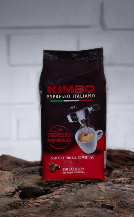 Kimbo - Espresso Napoletano | kawa ziarnista | 250g