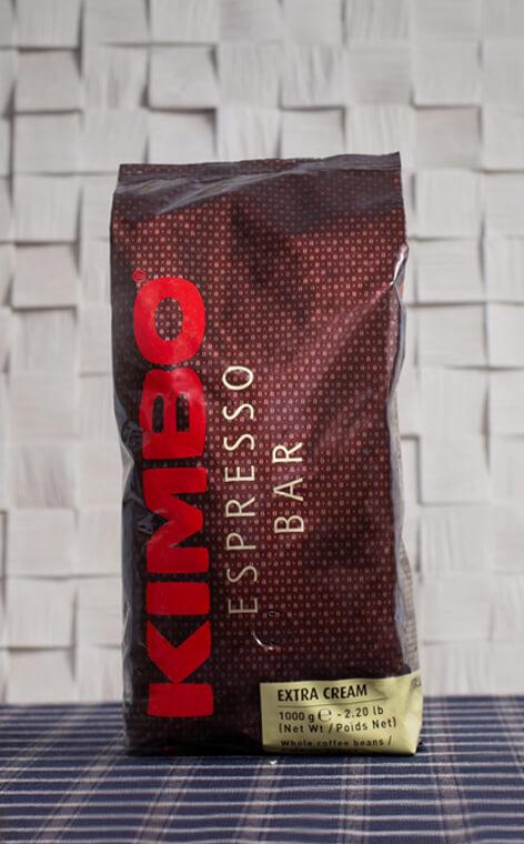 Kimbo - Extra Cream | kawa ziarnista | 1kg