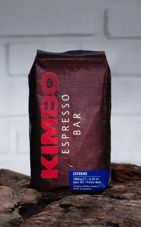 Kimbo - Extreme | kawa ziarnista | 1kg