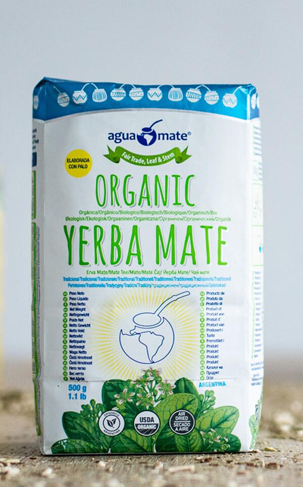 Kraus - Aguamate Organic | yerba mate | 500g