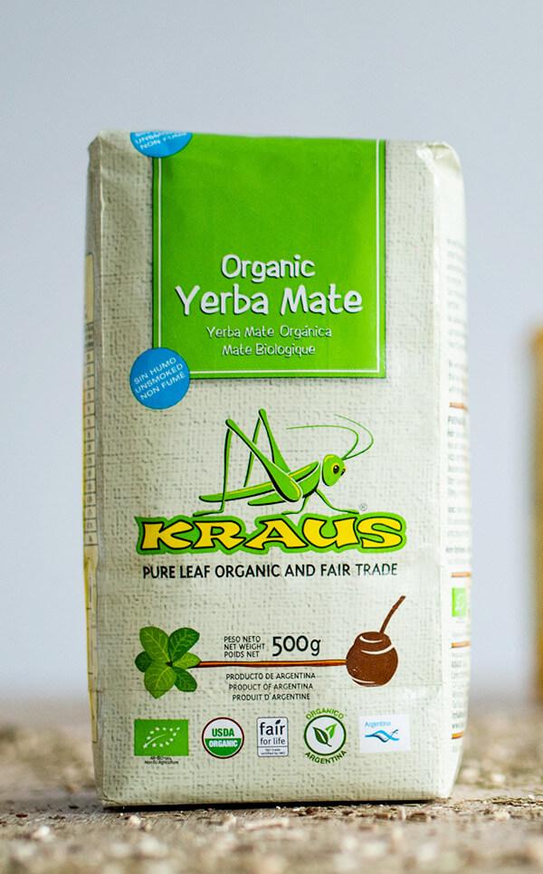 Kraus - Pure Leaf | yerba mate | 500g