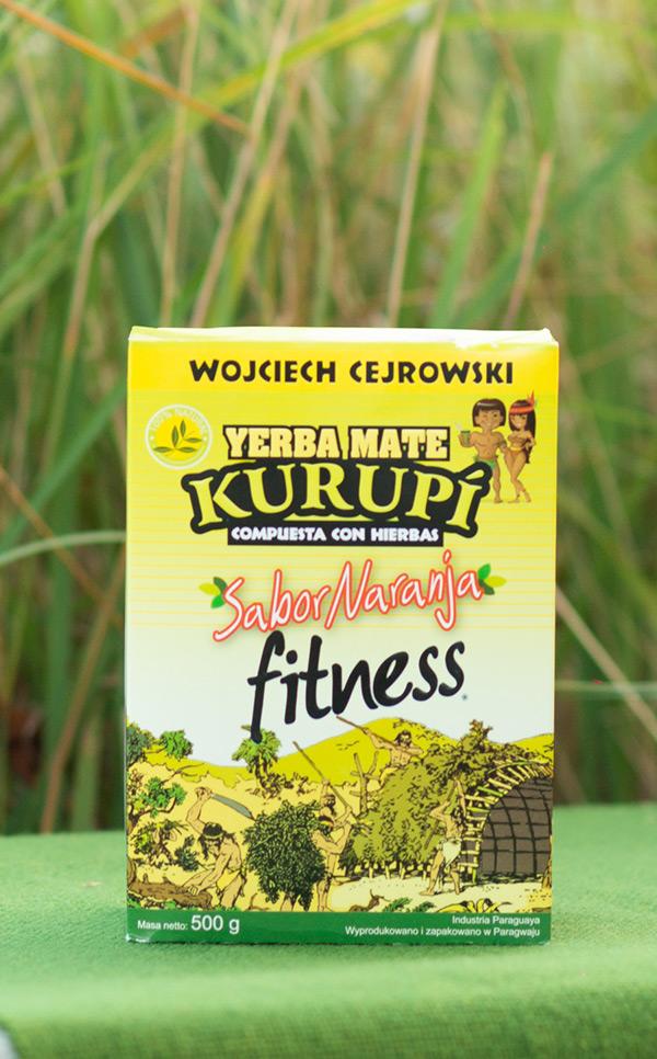Kurupi - Fitness | yerba mate | 500g