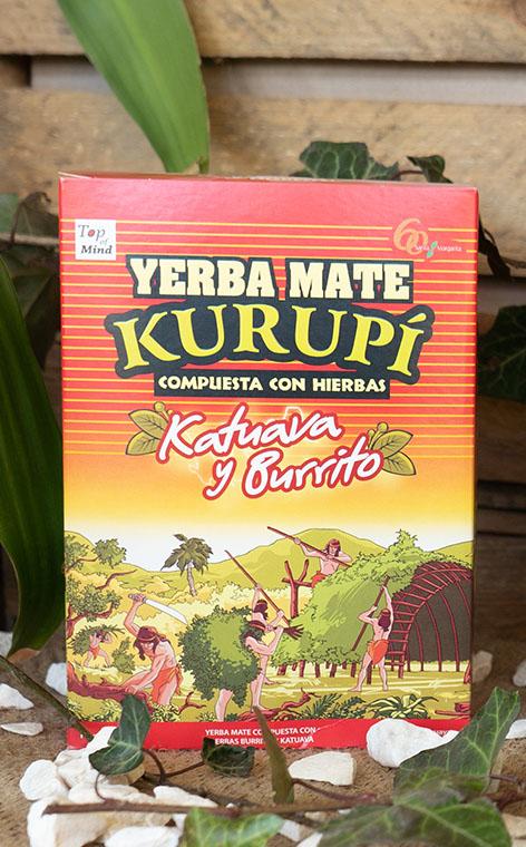 Kurupi - Katuava   yerba mate   500g