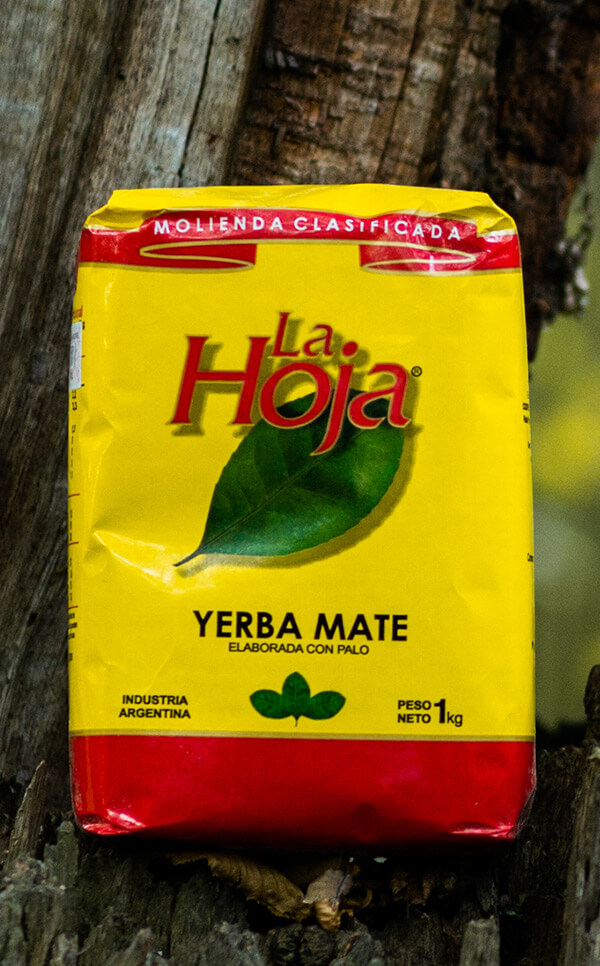 La Hoja - Elaborada | yerba mate | 1kg