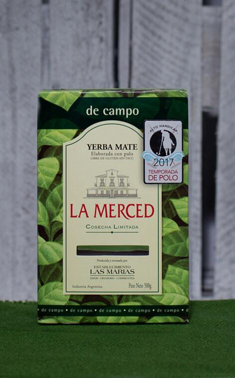 La Merced - de Campo | yerba mate | 500g