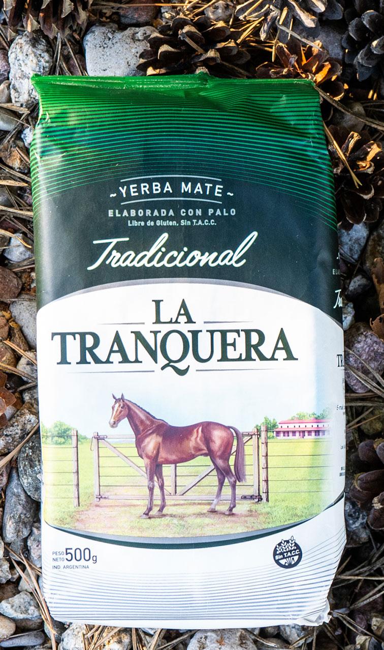 La Tranquera - Tradicional | yerba mate | 500g