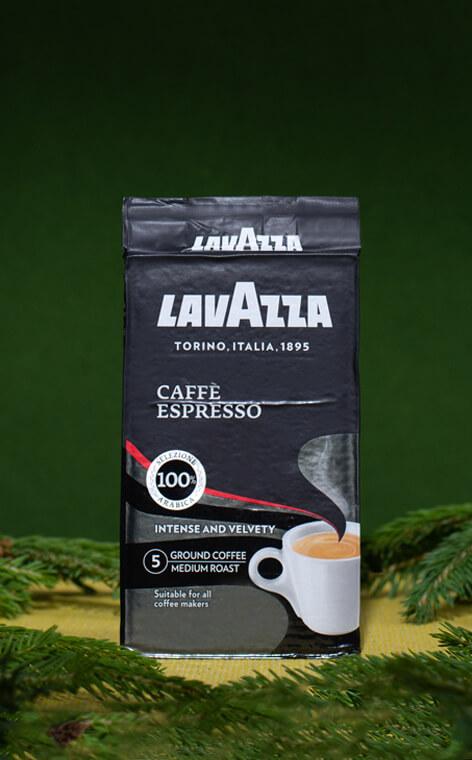 Lavazza - Caffe Espresso 100% Arabica | kawa mielona | 250g