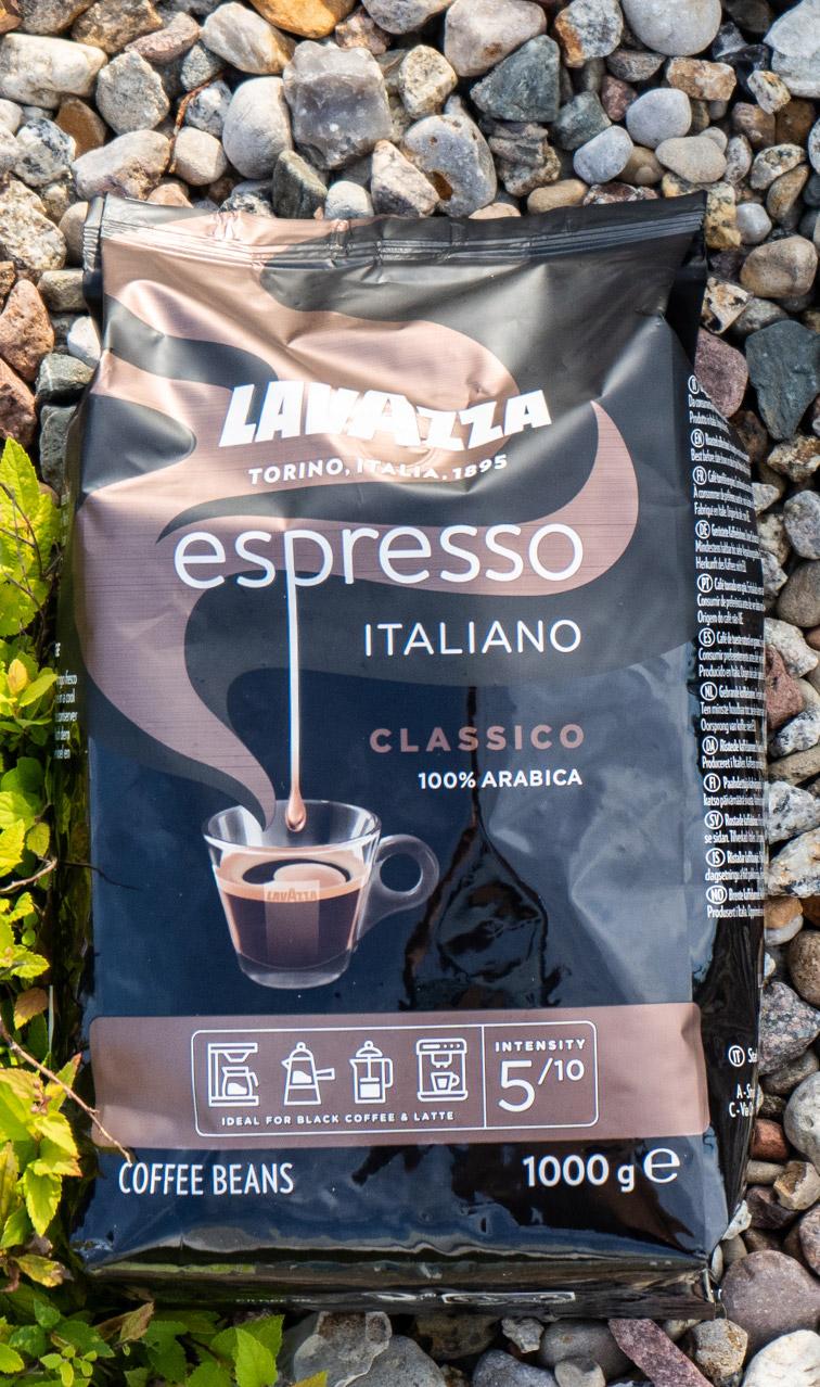 Lavazza - Caffe Espresso 100% Arabica | kawa ziarnista | 1kg