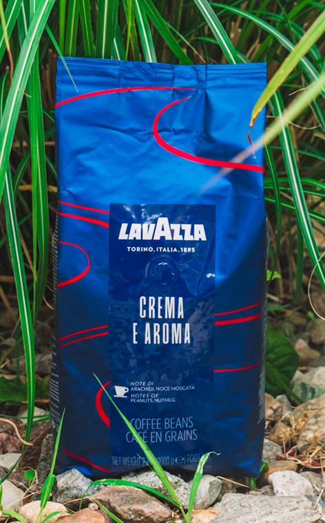 Lavazza - Crema e Aroma Espresso | kawa ziarnista | 1kg