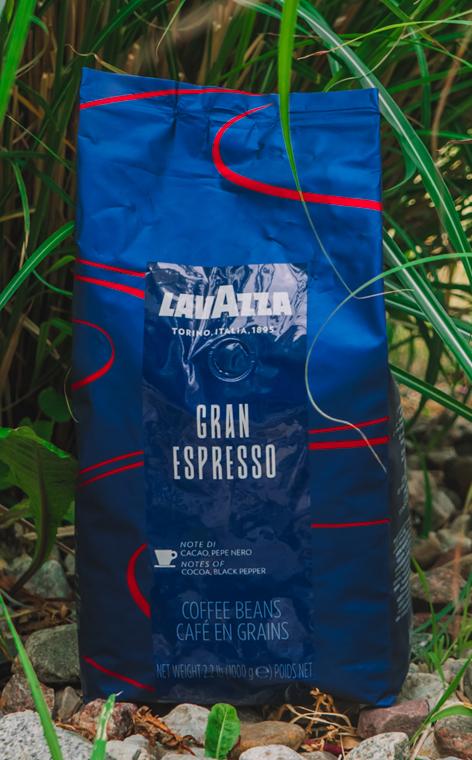 Lavazza - Gran Espresso | kawa ziarnista | 1kg