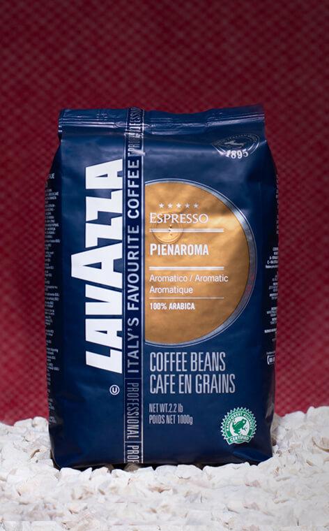 Lavazza - Pienaroma Espresso | kawa ziarnista | 1kg