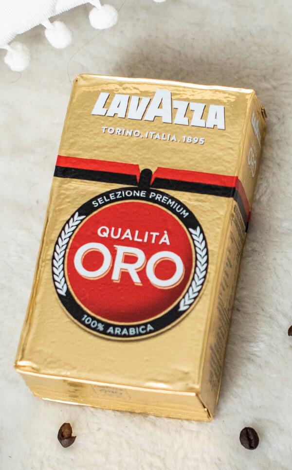Lavazza - Qualita Oro 100% Arabica | kawa mielona | 250g