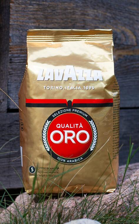 Lavazza - Qualita Oro 100% Arabica | kawa ziarnista | 1kg