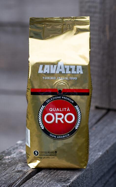 Lavazza - Qualita Oro 100% Arabica | kawa ziarnista | 250g