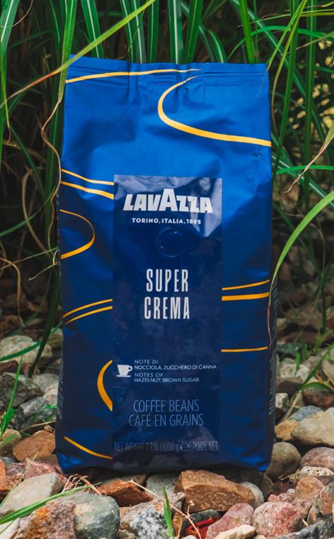 Lavazza - Super Crema Espresso | kawa ziarnista | 1kg