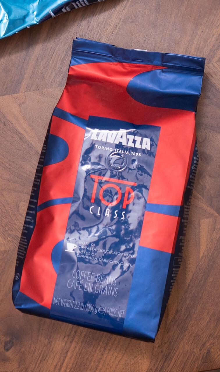 Lavazza - Top Class | kawa ziarnista | 1kg