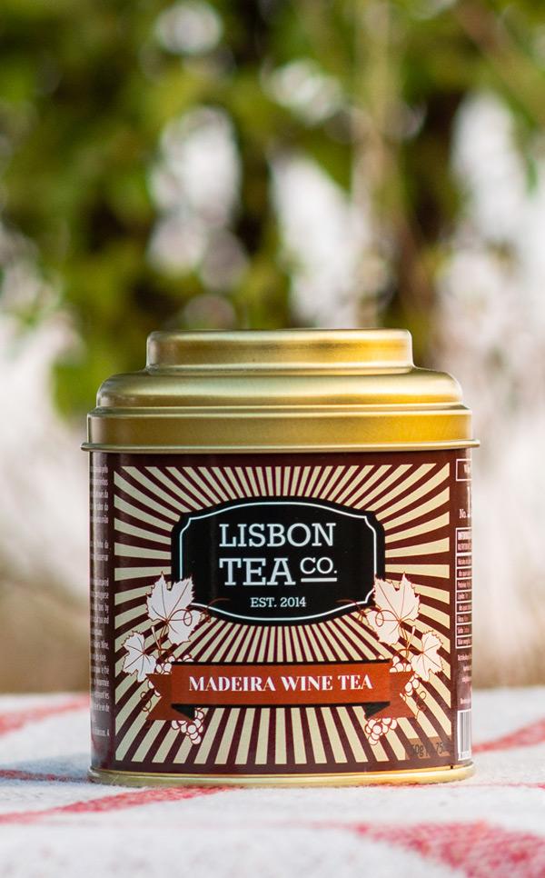 Lisbon Tea - czarna herbata | o smaku wina Madeira | 50g
