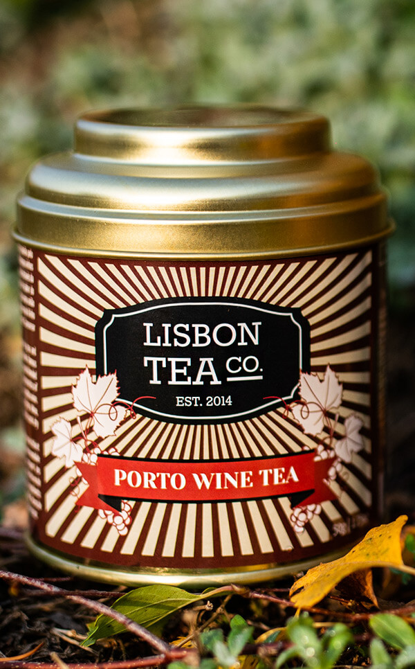 Lisbon Tea - czarna herbata   o smaku wina Porto   50g