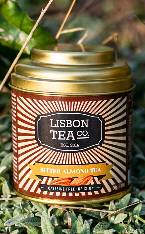 Lisbon Tea - rooibos | o smaku likieru z gorzkich migdałów | 50g