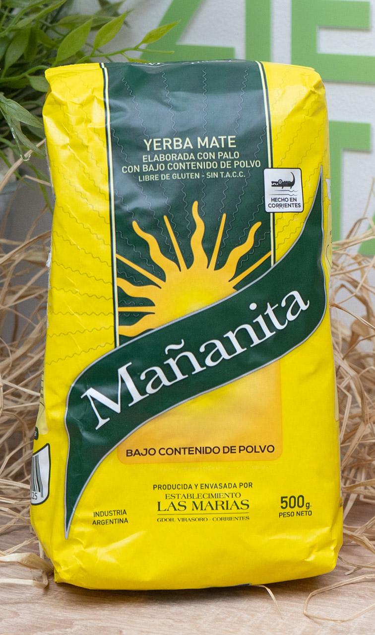 Mañanita - Elaborada  | yerba mate | 500g