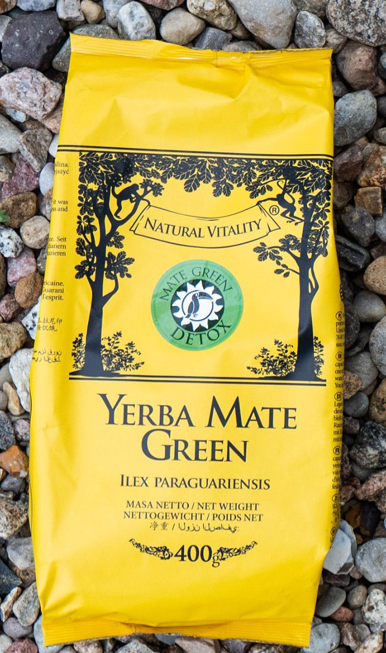 Mate Green - Detox | yerba mate oczyszczająca | 400g