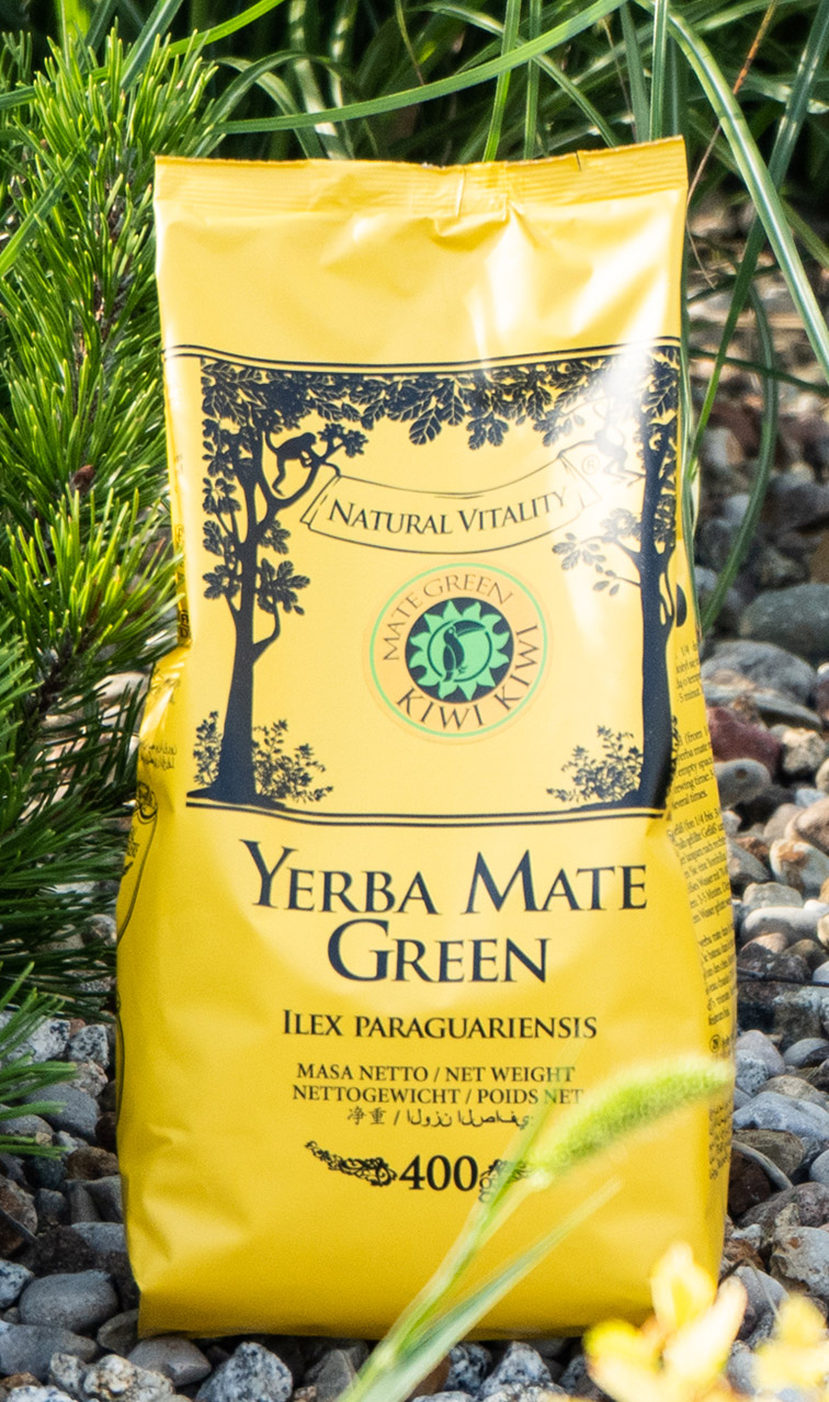 Mate Green - Kiwi Kiwi | yerba mate owocowa | 400g