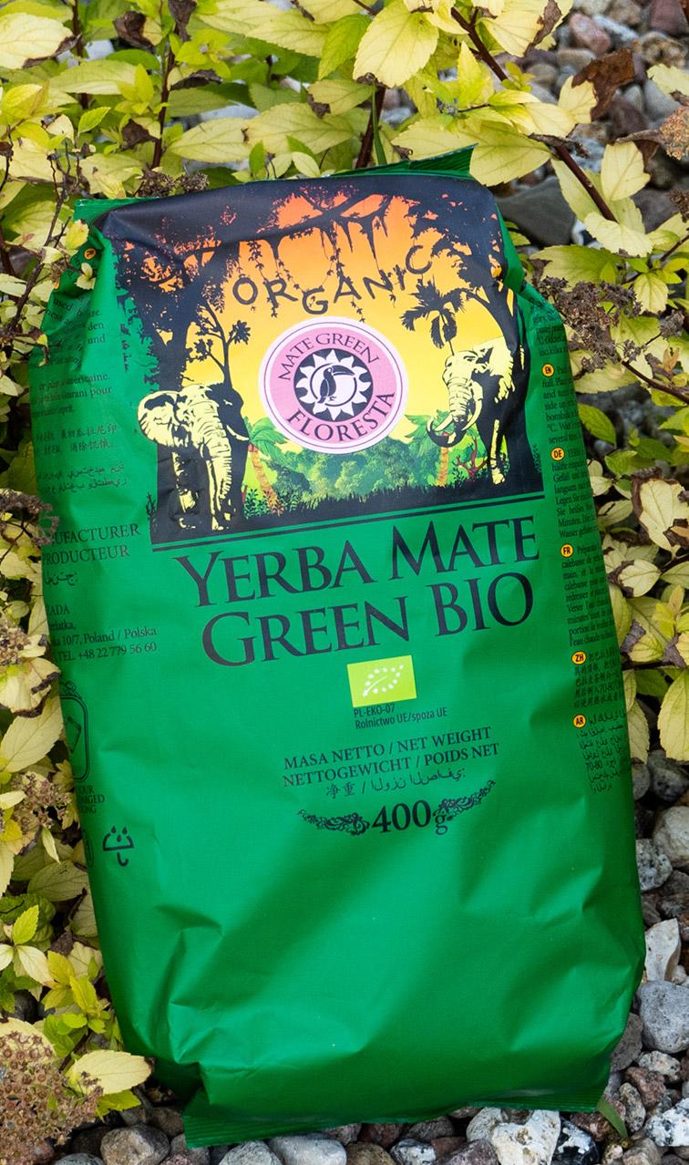 Mate Green - Limao BIO | organiczna yerba mate | 400g