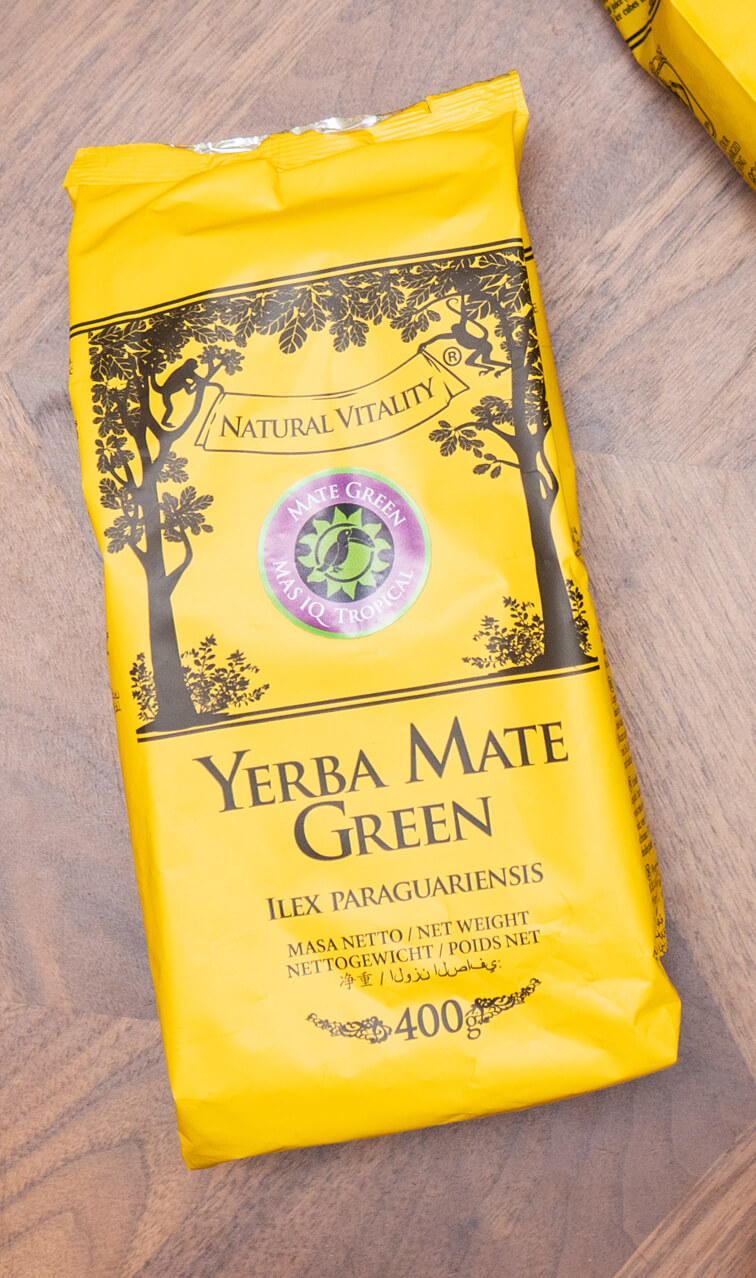 Mate Green - Mas IQ Tropical | yerba mate | 400g