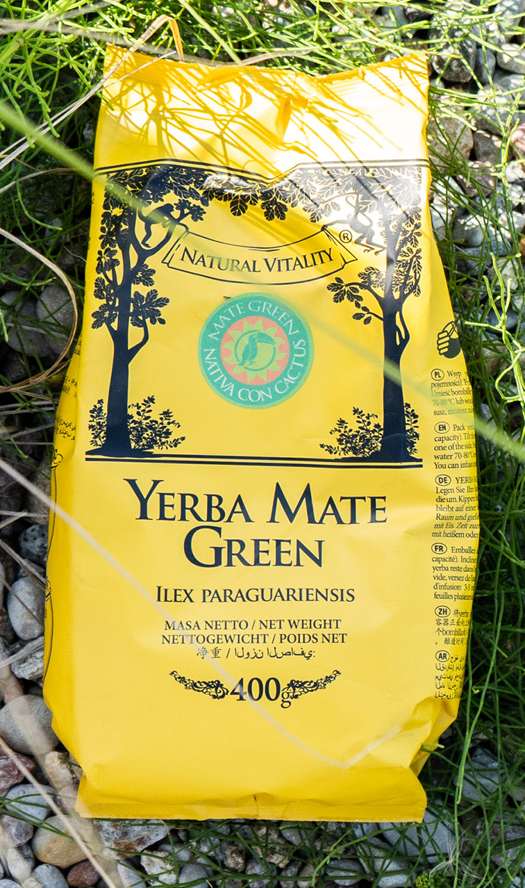 Mate Green - Nativa con Cactus | yerba mate smakowa | 400g