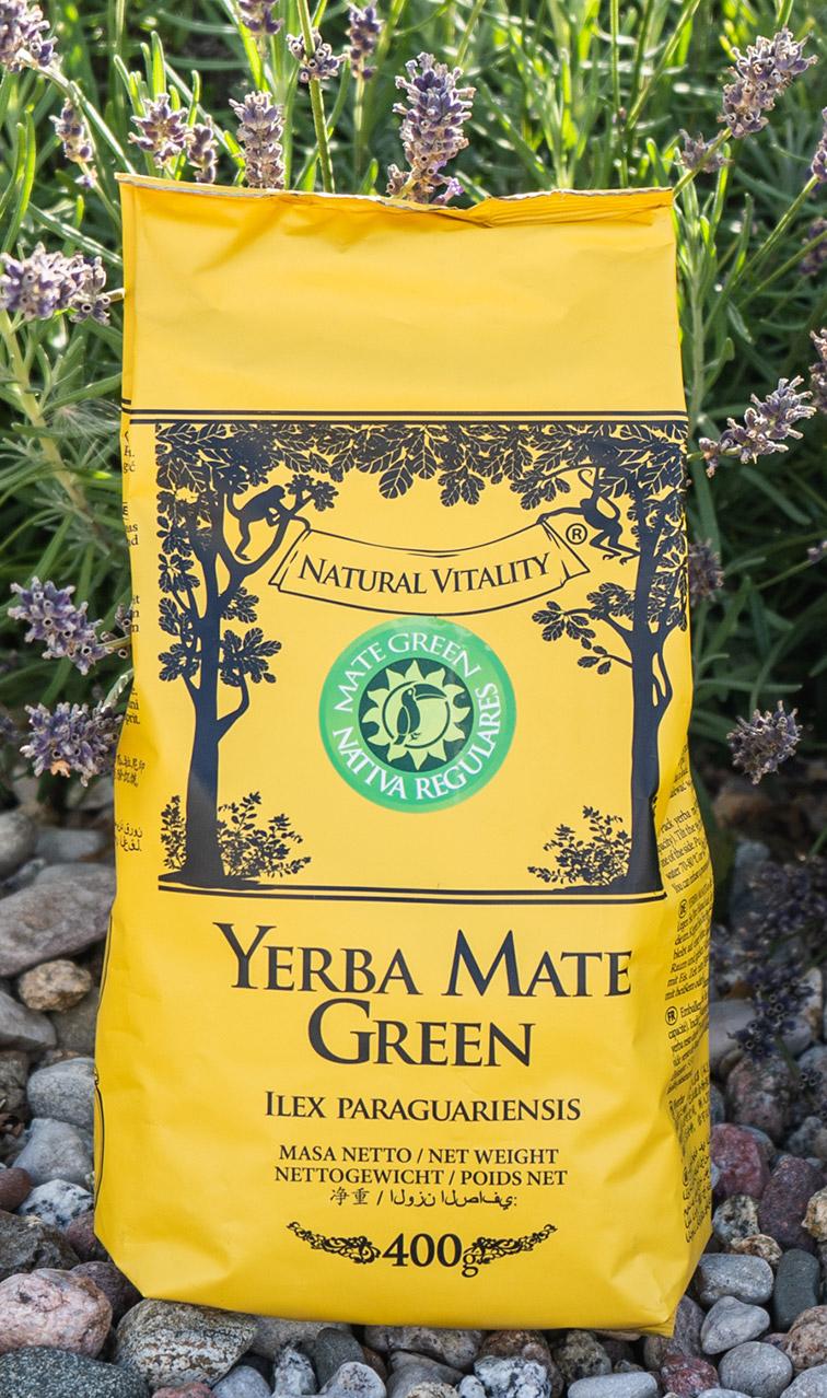 Mate Green - Nativa Regulares | yerba mate ziołowa | 400g