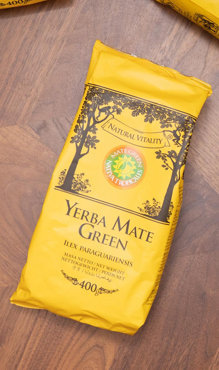 Mate Green - Nativa Tropicales | yerba mate owocowa | 400g