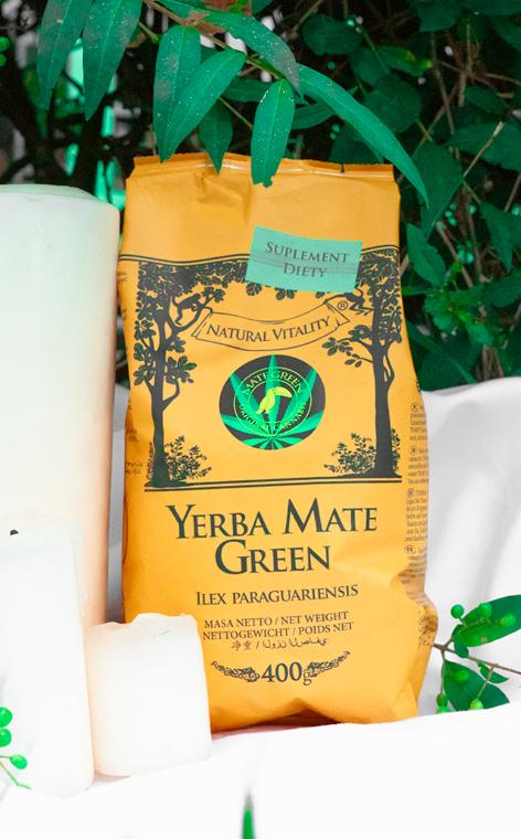 Mate Green - Natural Vitality | yerba mate | 400g