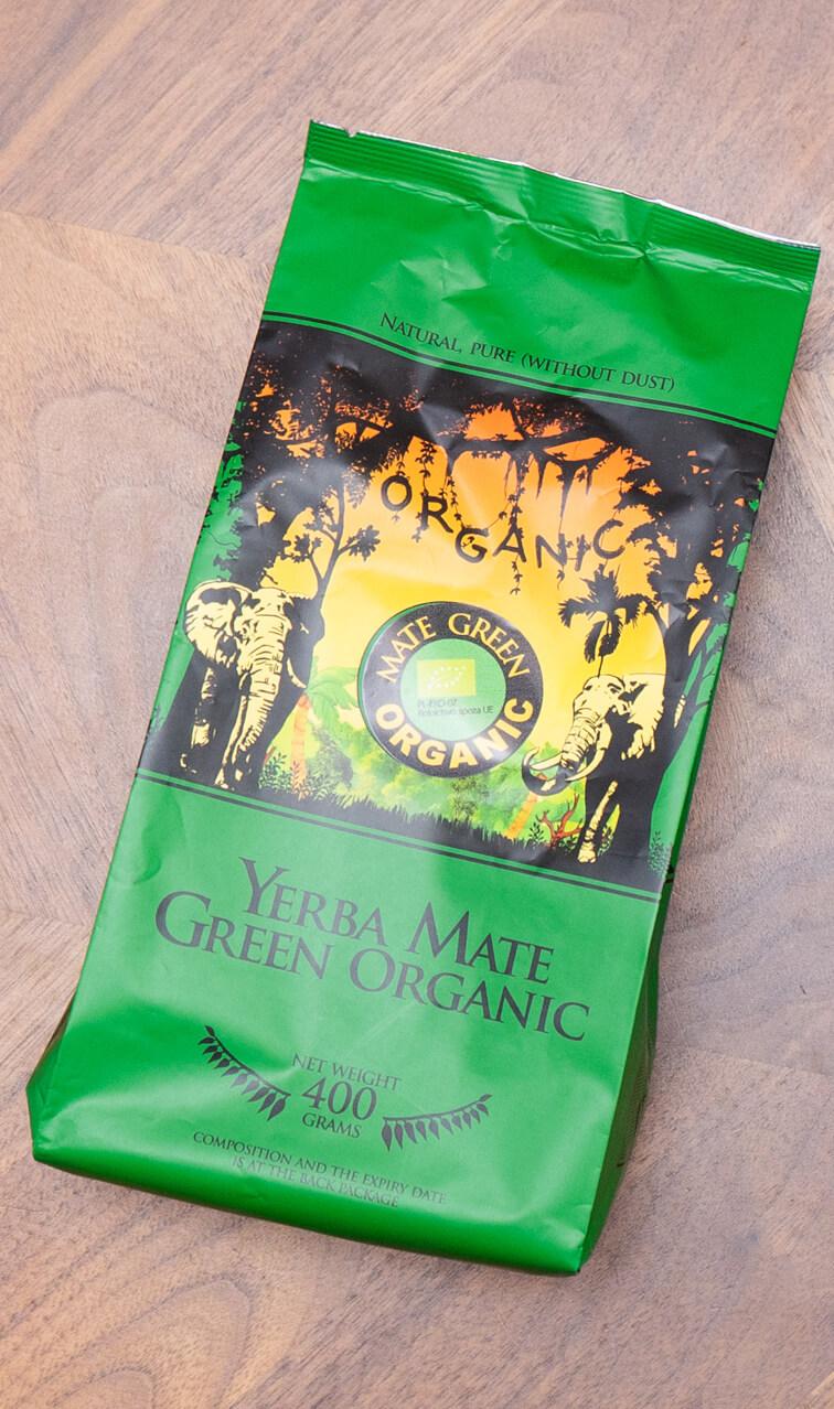 Mate Green - Organic | organiczna yerba mate | 400g