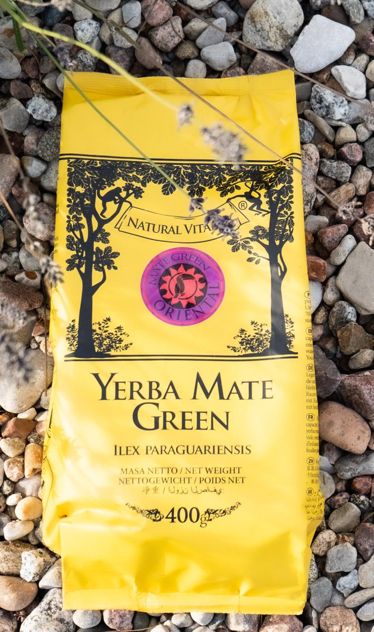 Mate Green - Oriental | yerba mate | 400g