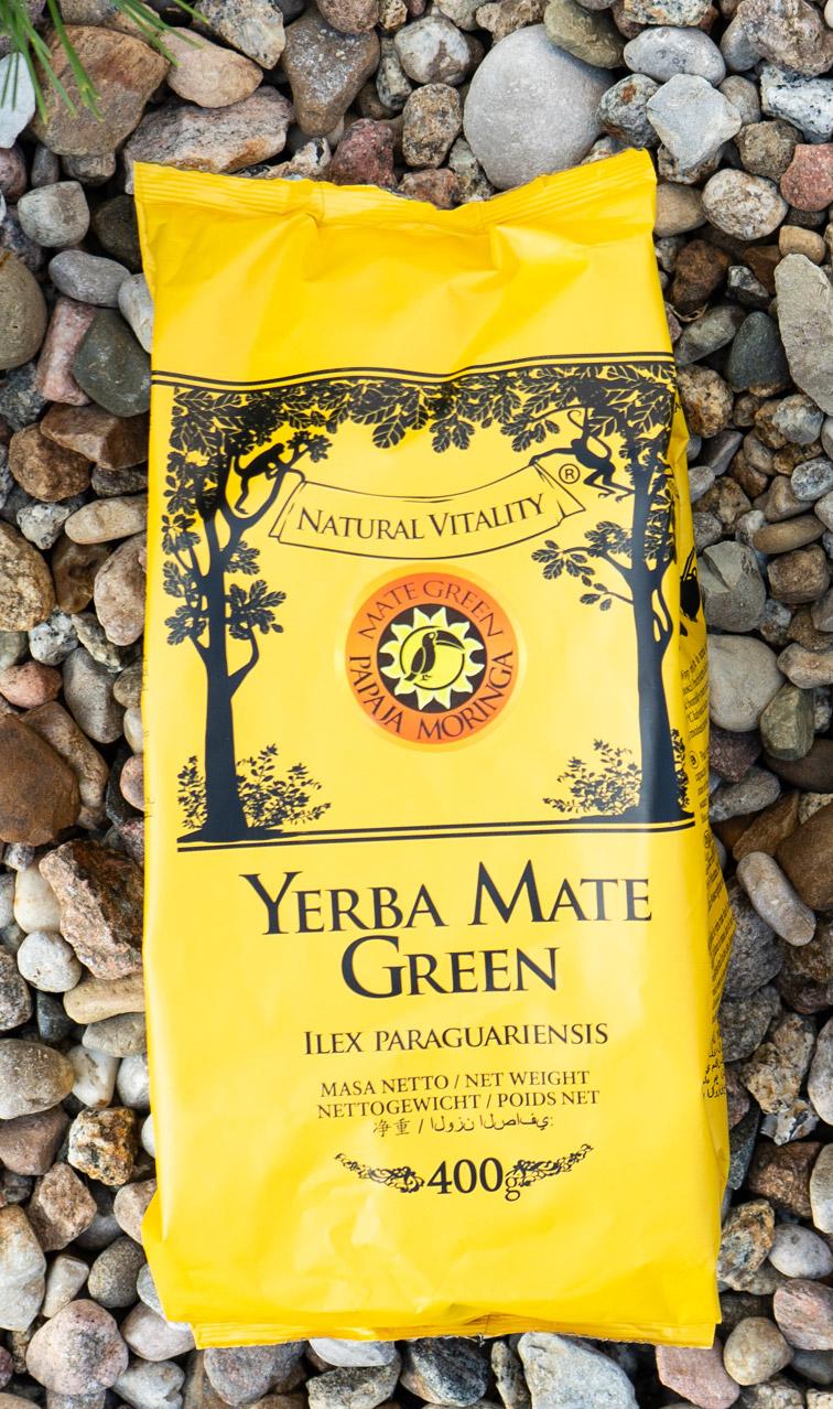Mate Green - Pajapa Moringa | owocowa yerba mate | 400g