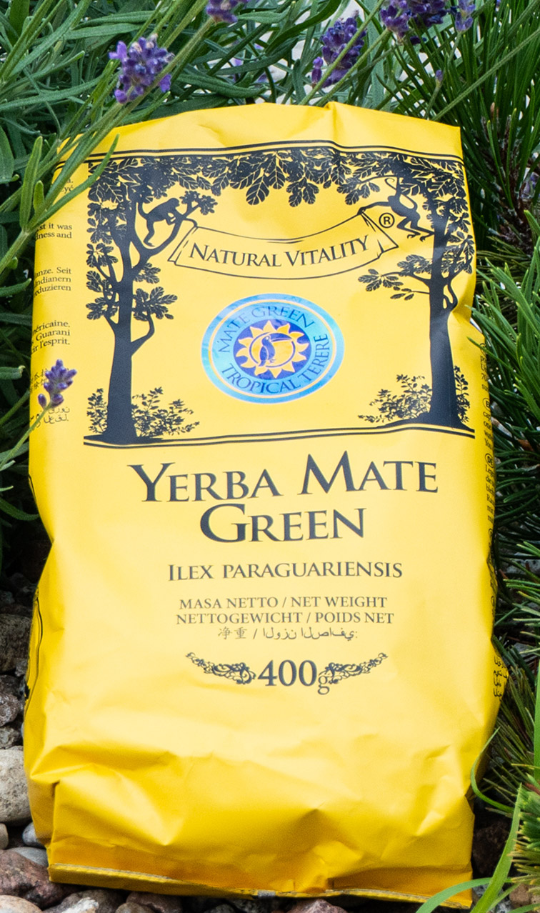 Mate Green - Tropical Terere | yerba mate smakowa | 400g