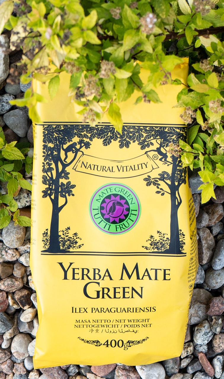 Mate Green - Tutti Frutti | yerba mate owocowa | 400g