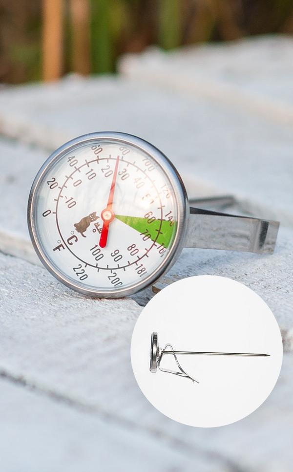Motta - termometr do cieczy | analogowy