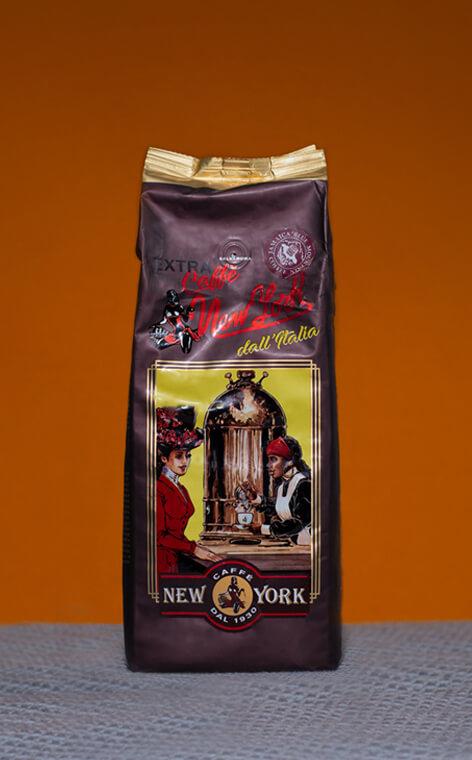 New York - Extra | kawa ziarnista | 1kg