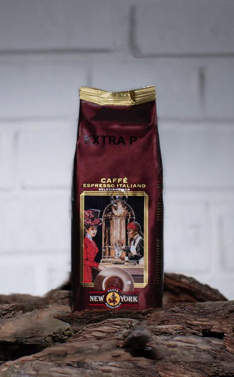 New York - Extra P | kawa ziarnista | 250g