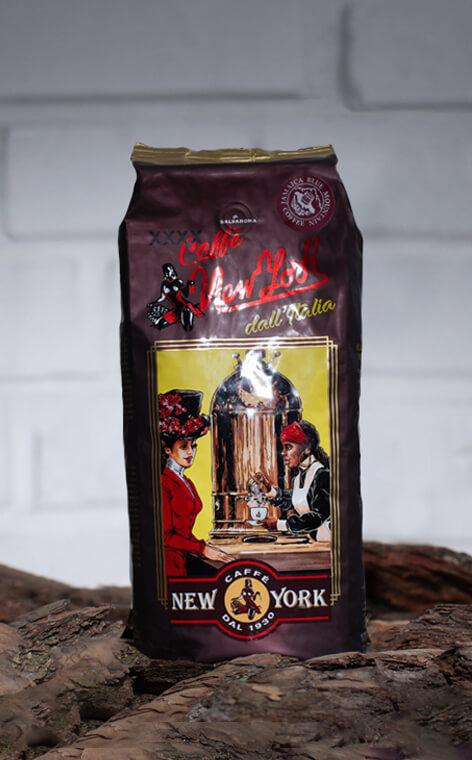 New York -  XXXX   kawa ziarnista   1kg