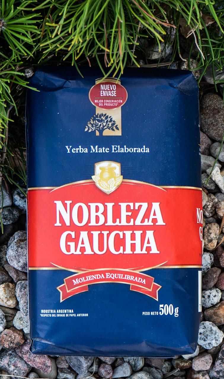 Nobleza Gaucha - Molienda Elaborada con Palo | yerba mate | 500g