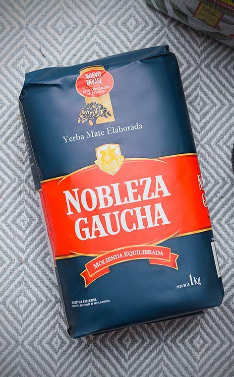 Nobleza Gaucha - Molienda | yerba mate elaborada | 1kg