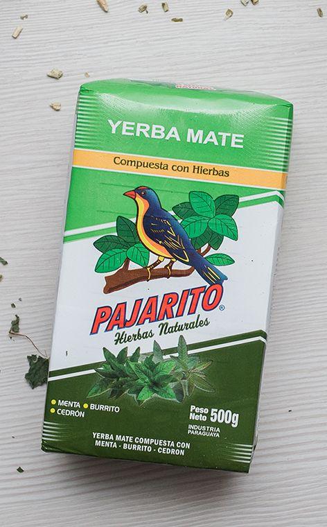Pajarito - Compuesta con Hierbas | yerba mate | 500g