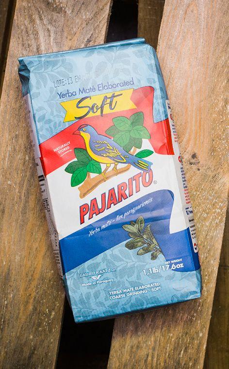 Pajarito - Suave | yerba mate soft | 500g