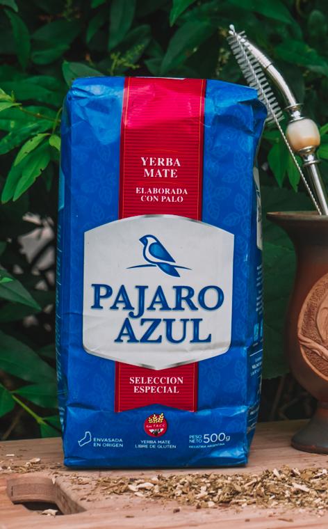Pajaro Azul - Seleccion especial | yerba mate | 500g