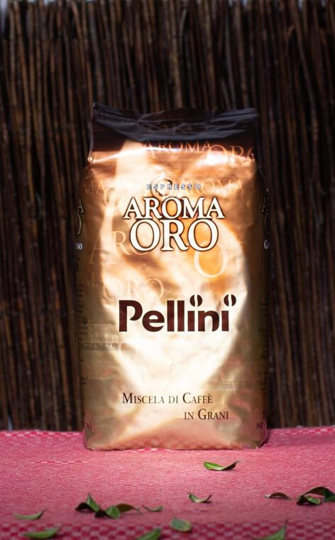 Pellini - Aroma Oro Gusto Intenso | kawa ziarnista | 1kg