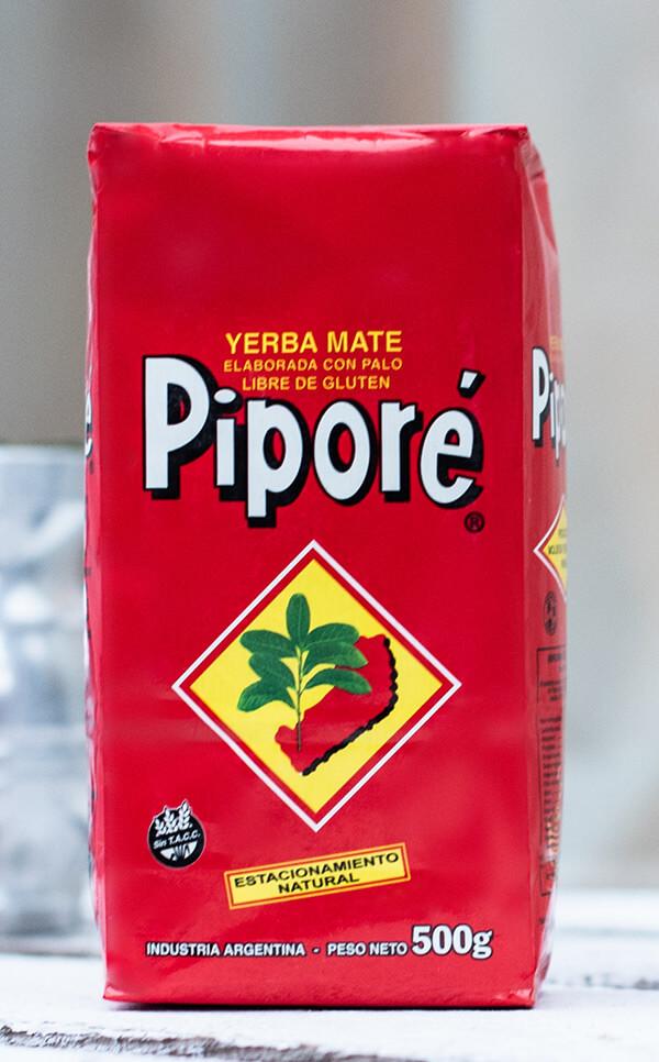 Pipore - Elaborada Con Palo Tradicional | yerba mate | 500g
