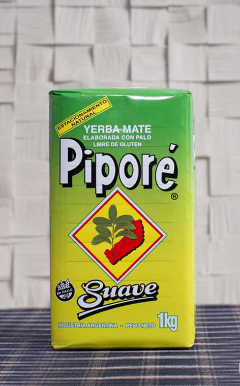 Pipore - Suave | yerba mate | 1kg