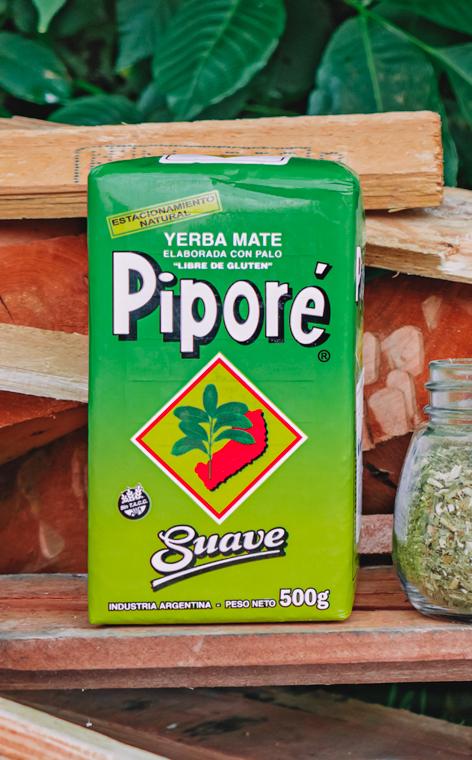 Pipore - Suave | yerba mate | 500g